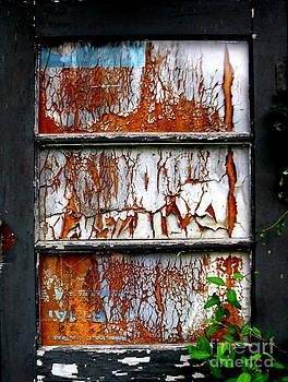 Amy Sorrell - Aged Door