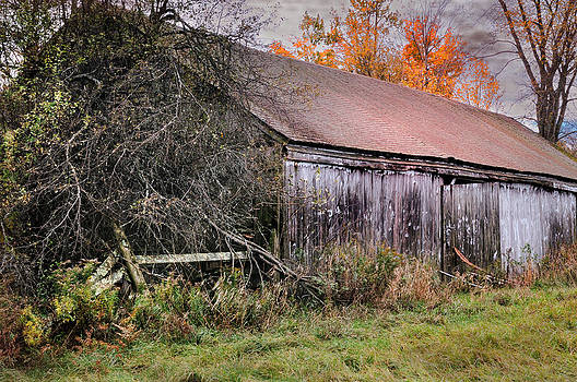 Thomas Schoeller - Aged Just Right - Jaffrey New Hampshire Barn
