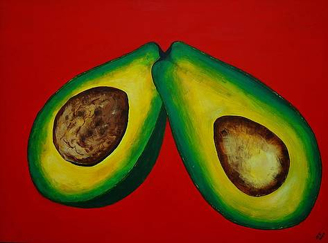 Aguacates by Pete Lopez