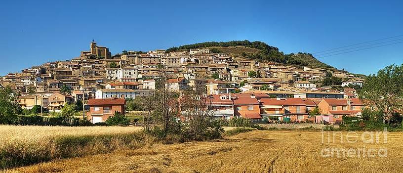 Aibar Panorama by Alfredo Rodriguez