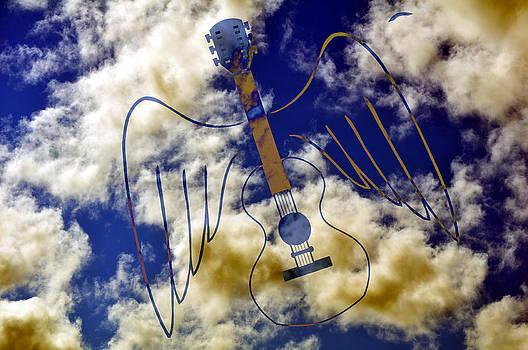 Daryl Macintyre - Air Guitar Vl