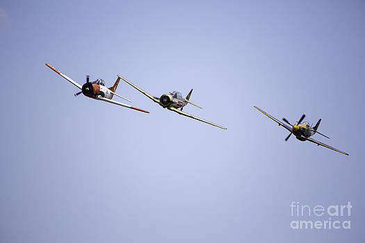 Air Show 11 by Darcy Evans