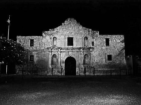 Frank SantAgata - Alamo at Night
