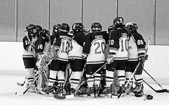 Alaska Youth Hockey by Sam Amato