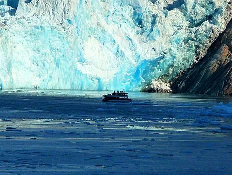 Anna  Duyunova - Alaska.Close Look