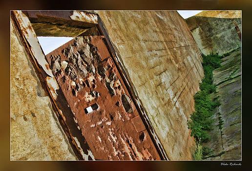 Blake Richards - Alcatraz Yard Door