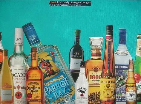 Alcohol by Rachel Dunkin