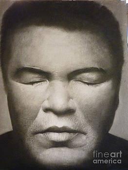 Ali  by Adrian Pickett Jr