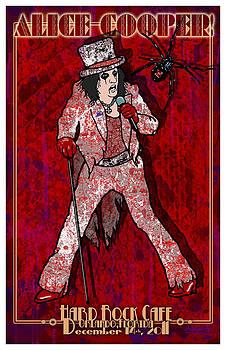 Alice Cooper by John Goldacker