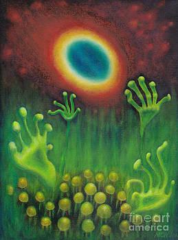 Alien Plants by Michelle Cavanaugh-Wilson