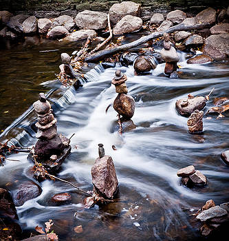 All Stacked Up by Chris Coward