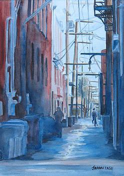 Jenny Armitage - Alley Shortcut
