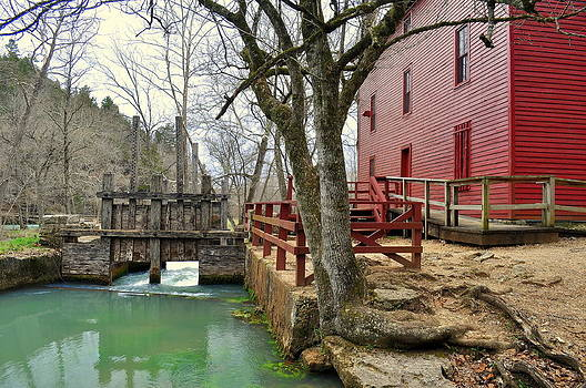 Marty Koch - Alley Spring Mill 34