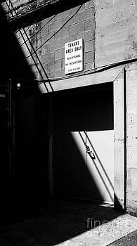 Alley Way by Michael Wyatt