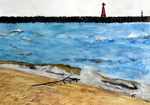 Angela Pari  Dominic Chumroo - Along the Lakeside