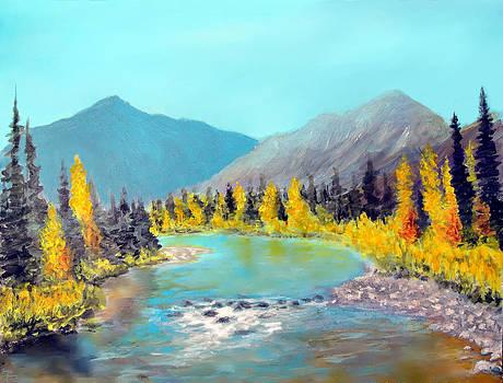 Alpine Colors by Larry Cirigliano