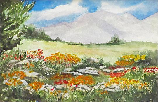 Alpine Garden by Heidi Patricio-Nadon