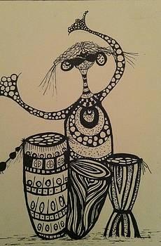 Alsouque Ii by Zainab Elmakawy