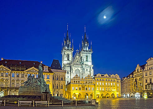Altenstaetter Ring Prague by Travel Images Worldwide