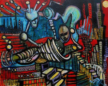 Jon Baldwin  Art - Ambient