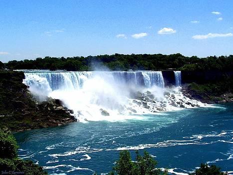 American Falls by John Carncross