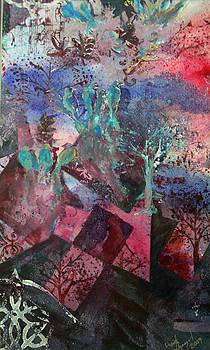 Amish Abstract by David Ignaszewski