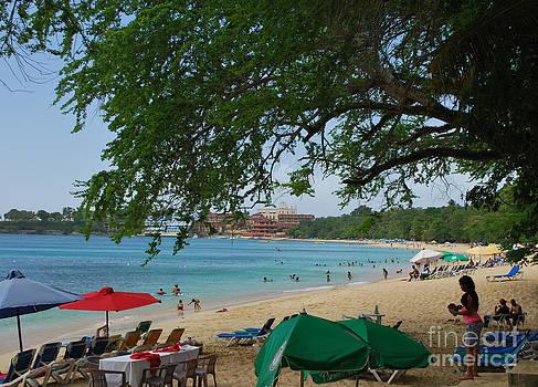 Heather Kirk - An Active Sosua Beach in DR
