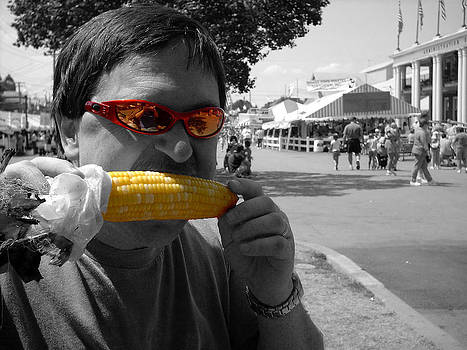 An Affection for Corn #1 by Tony Hammer