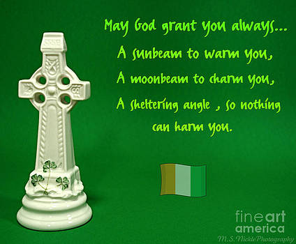 An Irish Blessing by Melissa Nickle