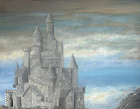 Ancient Castle of Lore by Ron Thompson