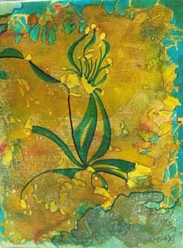 Ancient Flora by Vicky Shaffer White