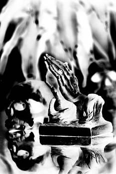 and I pray by Edgar  Mena