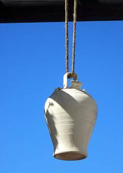 Andalusian Hanging Pot by Jennifer Watson