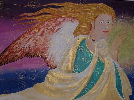 Angel de Marilu by Judith Correa