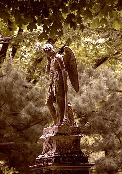 Angel In Tears by Kelly Rader