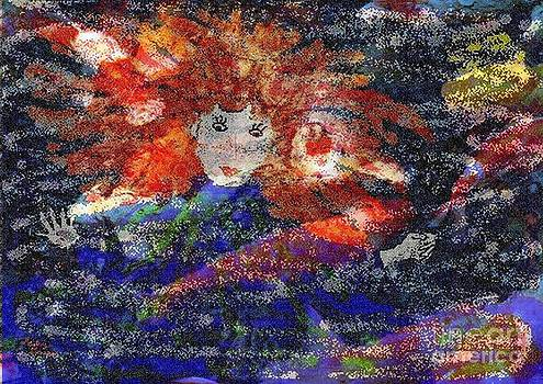 Angel Koi Blend by Kathy Daxon