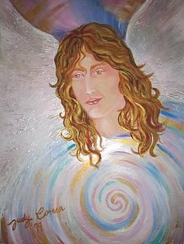 Angel Rafael by Judith Correa