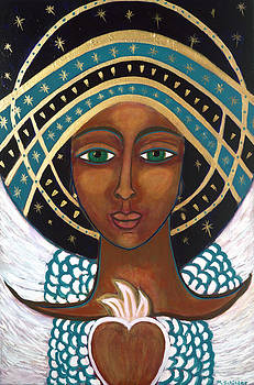 Angelic Muse by Mary Schilder