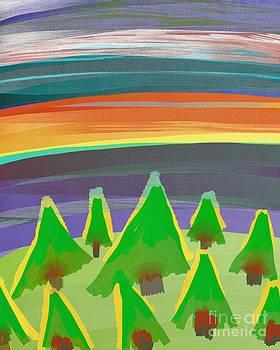 Angry Skies by MURUMURU By FP