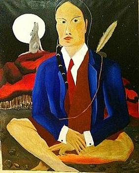 Angus Mud by Ronald Lee