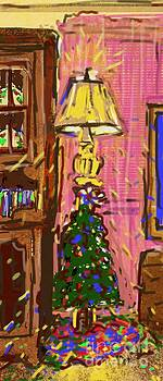 Anticpating the Holidays...Gramps Home by Dinah Anaya