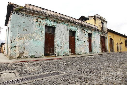 Antigua Casa  by Kayla Mackay