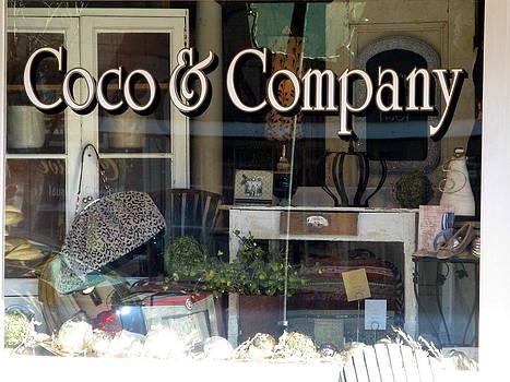 Antique Shop by Julia Jones