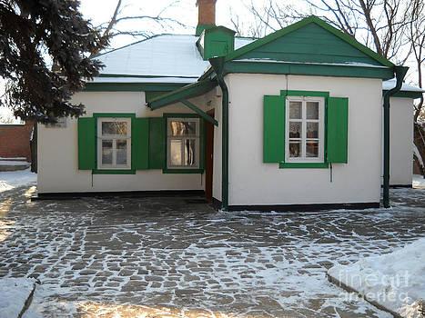 Anton Chekhov's House Museum. Taganrog. Russia. by Victoria Kir