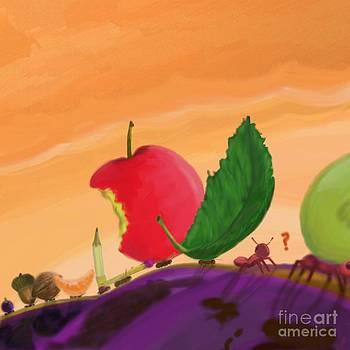 Ants by MURUMURU By FP