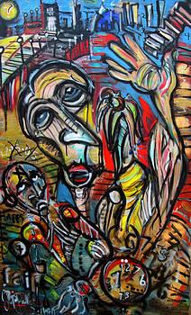 Jon Baldwin  Art - Anyone Heard a Dream