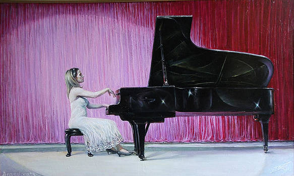 Apassionata by Lazar Taci