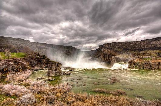 Apocoliptic Falls by Rick Otto