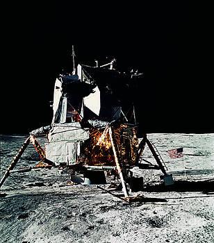 NASA - Apollo 14 Lunar Lander