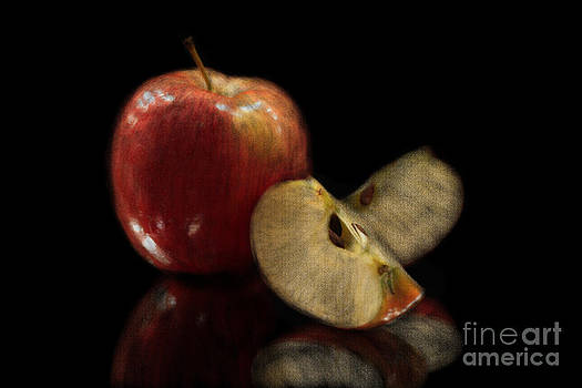 Jeannie Burleson - Apple Still Life